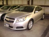 2013 Silver Ice Metallic Chevrolet Malibu ECO #70133002