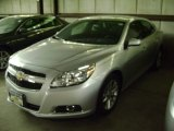 2013 Silver Ice Metallic Chevrolet Malibu ECO #70133001