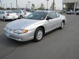 2000 Galaxy Silver Metallic Chevrolet Monte Carlo LS #70133332