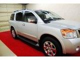 2012 Brilliant Silver Nissan Armada Platinum #70132992