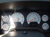 2007 Dodge Ram 3500 Lone Star Quad Cab 4x4 Dually Gauges