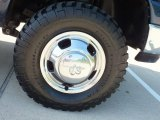 2007 Dodge Ram 3500 Lone Star Quad Cab 4x4 Dually Wheel
