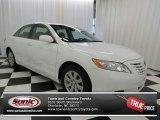 2008 Super White Toyota Camry XLE V6 #70133320
