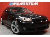 2011 Jet Black BMW 3 Series 335i Sedan #70133305