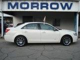 2008 White Suede Lincoln MKZ Sedan #70132925
