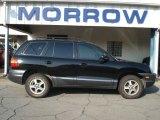 2003 Black Obsidian Hyundai Santa Fe GLS #70132918