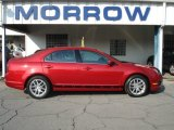 2010 Sangria Red Metallic Ford Fusion SEL #70132916