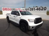 2012 Super White Toyota Tundra T-Force 2.0 Limited Edition CrewMax 4x4 #70133260