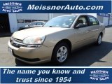 2005 Light Driftwood Metallic Chevrolet Malibu LS V6 Sedan #70133576