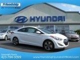 2013 Monaco White Hyundai Elantra Coupe SE #70132886