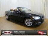 2013 Black Sapphire Metallic BMW 3 Series 335i Convertible #70133238