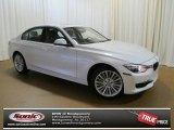 2012 Mineral White Metallic BMW 3 Series 328i Sedan #70133232