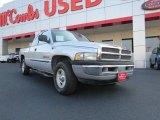 2001 Bright Silver Metallic Dodge Ram 1500 SLT Club Cab #70132869