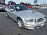 2009 Brilliant Silver Metallic Ford Mustang GT Premium Coupe #70132858