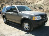2003 Mineral Grey Metallic Ford Explorer XLS 4x4 #70133544