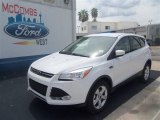 2013 Oxford White Ford Escape SE 1.6L EcoBoost #70132853