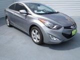 2013 Titanium Gray Metallic Hyundai Elantra Coupe GS #70133157