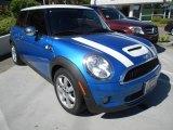 2007 Laser Blue Metallic Mini Cooper S Hardtop #70132812