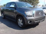 2011 Magnetic Gray Metallic Toyota Tundra Limited CrewMax 4x4 #70132801