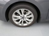 Hyundai Azera 2012 Wheels and Tires