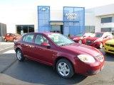 2007 Sport Red Tint Coat Chevrolet Cobalt LT Sedan #70133116