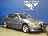2011 Space Gray Metallic BMW 3 Series 335i xDrive Coupe #70132745