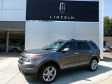 2011 Sterling Grey Metallic Ford Explorer Limited 4WD #70133078