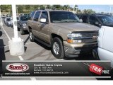 2005 Sandstone Metallic Chevrolet Tahoe Z71 4x4 #70132699