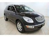 2010 Carbon Black Metallic Buick Enclave CXL #70133390