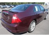 2012 Bordeaux Reserve Metallic Ford Fusion SEL #70133375