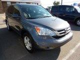 2010 Polished Metal Metallic Honda CR-V EX-L AWD #70196221
