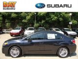 2012 Dark Gray Metallic Subaru Impreza 2.0i Premium 4 Door #70195456