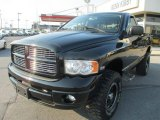 2004 Black Dodge Ram 1500 SLT Regular Cab 4x4 #70195815
