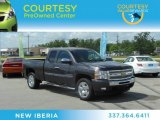 2011 Taupe Gray Metallic Chevrolet Silverado 1500 LT Extended Cab #70196134
