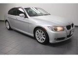 2010 Titanium Silver Metallic BMW 3 Series 328i Sedan #70195798