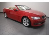 2011 Crimson Red BMW 3 Series 328i Convertible #70195793