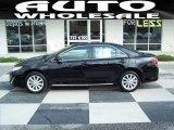 2012 Attitude Black Metallic Toyota Camry XLE #70195773