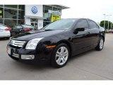 2008 Black Ebony Ford Fusion SEL #70195770