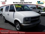 2005 Summit White Chevrolet Astro AWD Cargo Van #70196052