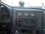 2005 Chevrolet Astro AWD Cargo Van Controls
