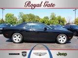2013 Pitch Black Dodge Challenger SXT #70195325