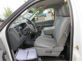 2007 Dodge Ram 1500 ST Regular Cab Front Seat