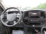 2007 Dodge Ram 1500 ST Regular Cab Dashboard