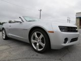 2012 Silver Ice Metallic Chevrolet Camaro LT/RS Convertible #70195690