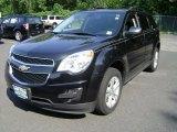 2010 Black Granite Metallic Chevrolet Equinox LT #70195274
