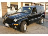 2002 Black Jeep Liberty Limited 4x4 #70195677