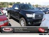 2010 Black Toyota Tundra Limited Double Cab 4x4 #70195227