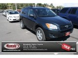 2010 Black Forest Pearl Toyota RAV4 I4 4WD #70195226