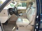 2005 Chevrolet Tahoe Z71 4x4 Front Seat