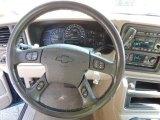 2005 Chevrolet Tahoe Z71 4x4 Steering Wheel